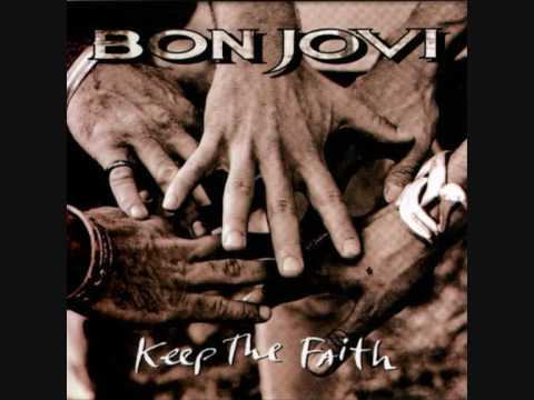 BON JOVI - Little Bit Of Soul (audio)