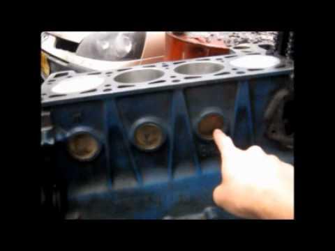 Reparación de motor LADA 2106
