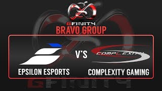 G2: Epsilon eSports vs Complexity Gaming - Group B Match 5