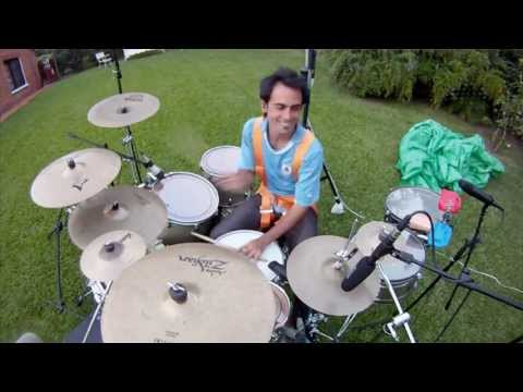 PSY – GENTLEMAN M/V – DRUM COVER – Fede Rabaquino