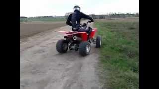 5. Honda trx 400ex 2009