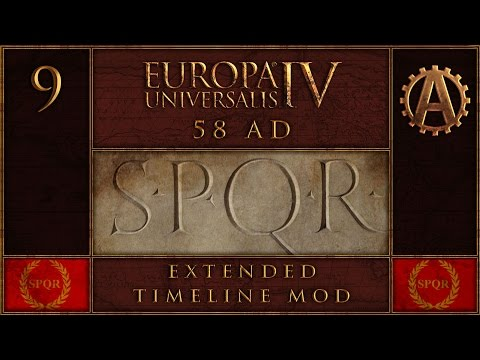 Ad - Let's play Europa Universalis IV with the Extended Timeline mod! Let's start in the earliest time available and see how we fare against the Roman Empire. If you enjoyed this video please...