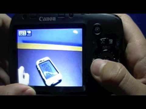 Canon Powershot SX120 IS Review