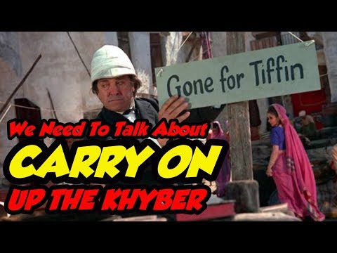 We Need To Talk About Carry On Up The Khyber | The Big Daddy D Reviews