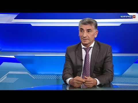 Роман Беков, заместитель губернатора Волгоградской области - председатель комитета промышленности и торговли Волгоградской области