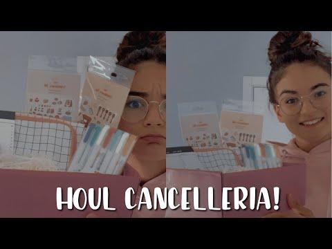 HOUL DI CANCELLERIA!