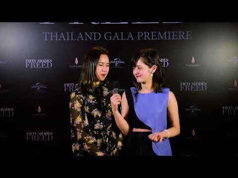 Fifty Shads Freed |Thailand's Celebrity Interview