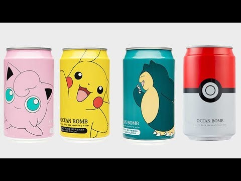 Pokémon Water? -- Game LÜT видео