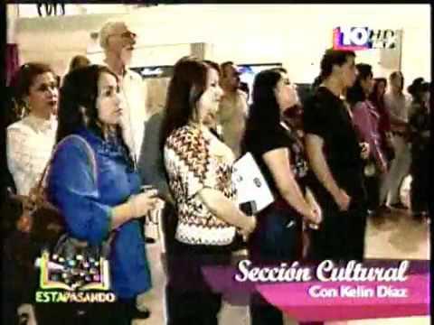 Esta pasando Instituto Hondureño de Cultura Interamericana   14 06 2013