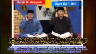 shiekh muammar za & shiekh chumaidi - surah 'AL BAQARAH' verse 183 - 184 [part 1]