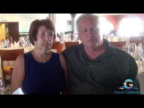 Steve and Erica Grand Celebration Cruise Testimonial