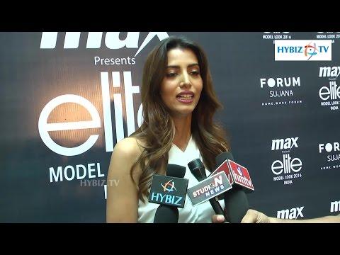 , Manasvi Mamgai at Max Elite Model Look 2016 India