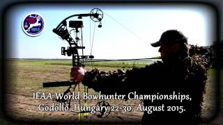 Godollo Hungary  city images : IFAA WORLD BOWHUNTER CHAMPIONSHIPS - 2015, Gödöllő, Hungary