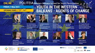 otvaranje-politeia-western-balkans-school-for-youth-participation