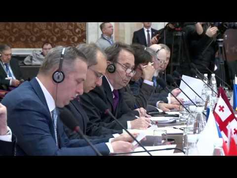 Președintele Republicii Moldova a participat la Conferința internațională dedicată împlinirii a 25 de ani de la înființarea Curții Constituționale