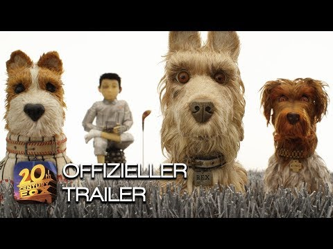 Isle Of Dogs  | Download, DVD & Blu-ray | Trailer 1 | FSK 6 | Deutsch HD