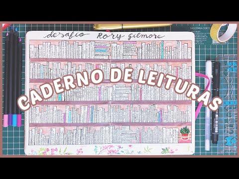 CADERNO DE LEITURAS (MINI TOUR E ATUALIZAÇÕES) // VEDA #21 | Ana Carolina Wagner