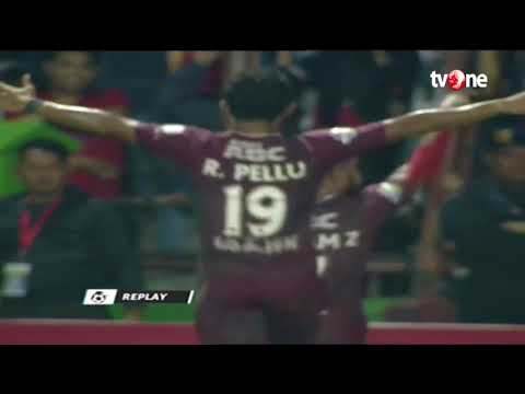 PSM Makassar vs Semen Padang: 4-0 All Goals & Highlights