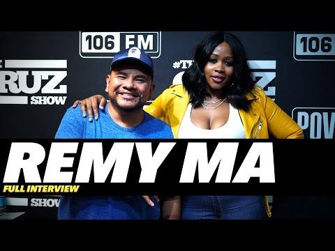 Remy Ma Speaks On New Project 7 Winters & 6 Summers, Nicki Minaj, Trolls On The Cruz Show