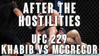 Video After The Hostilities: UFC 229 Khabib vs McGregor MP3, 3GP, MP4, WEBM, AVI, FLV Januari 2019