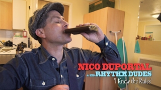 'I Know The Rules' Nico Duportal & His Rhythm Dudes (bopflix sessions)