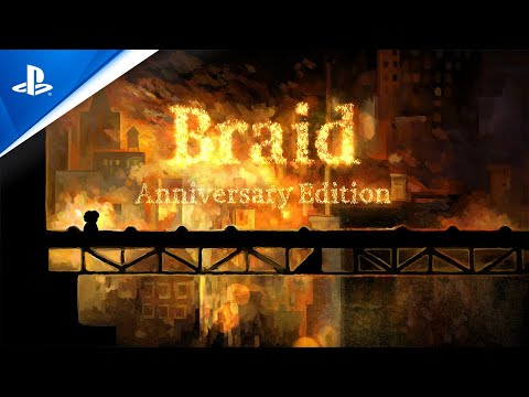 Braid: Anniversary Edition : trailer de présentation de Braid Anniversary