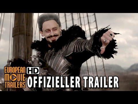 PAN Trailer #3 Deutsch | German (2015) - Levi Miller,  Hugh Jackman HD