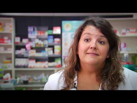 Farmacèutica i veïna