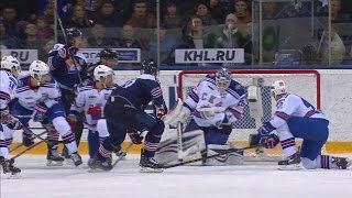 Mikko Koskinen's save of the game