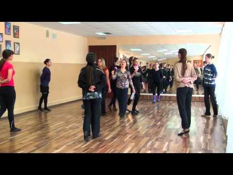 Учим детей танцевать: ПОЛОНЕЗ.