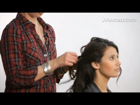 How to Get the Half-Up, Half-Down Look | Cute Hairstyles