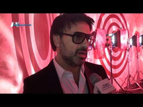 Ziad Maher Interview زياد ماهر في تصوير وحشوني عنيك