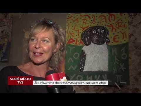 """TVS: Staré Město - Výstava """"Psi"""""""
