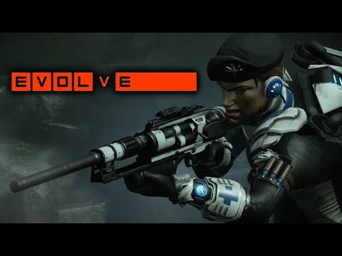 design - 2K and Turtle Rock Studios released the first episode in a documentary mini-series about the making of Evolve. Follow Evolve at GameSpot.com! http://www.gamespot.com/evolve/ Official Site...