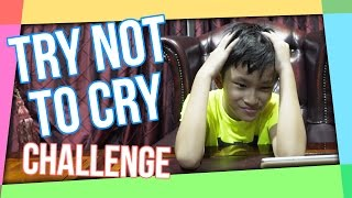 Video Try Not To Cry Challenge - Silence of Love - Azka Corbuzier MP3, 3GP, MP4, WEBM, AVI, FLV Maret 2018