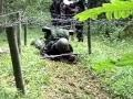 pendidikan SePa PK ( Sekolah Perwira Prajurit Karier ) TNI Angkatan 17 Tahun 2010.