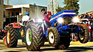 Farmtrac vs Mahindra tractor tochan muqabla