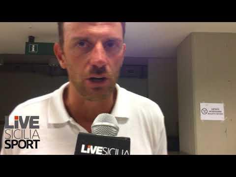 """Green, coach Verderosa: """"Grazie Palermo, con Capo test utile"""""""