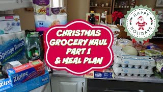 Nonton Christmas Grocery Haul Part 1   Meal Plan Film Subtitle Indonesia Streaming Movie Download