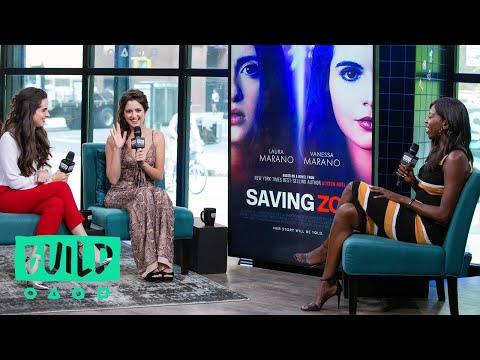 "Laura Marano & Vanessa Marano On Their Film, ""Saving Zoë"""