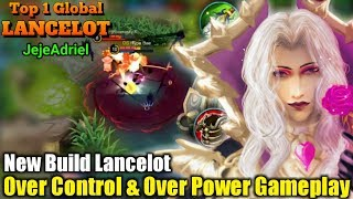 Video Damagenya Bikin Nangis!!! Sakit Amat - Top 1 Global Lancelot JejeAdriel MP3, 3GP, MP4, WEBM, AVI, FLV November 2018