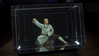 Nonton The Looking Glass - A Holographic Display For 3D Creators Film Subtitle Indonesia Streaming Movie Download