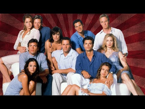 MELROSE PLACE 🌟 THEN AND NOW 2019