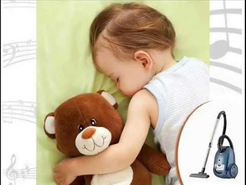 Einschlafhilfe für Babys - Staubsaugergeräusche 10 h