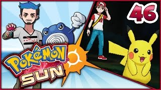 Pokémon Sun Part 46 | VS RED - 'NUFF SAID | Let's Play w/Ace Trainer Liam by Ace Trainer Liam