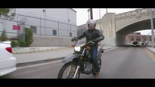 9. Suzuki DR650 Downtown Los Angeles