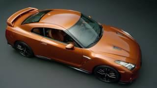 ניסאן מציגה  GT-R משודרגת ל- 2017