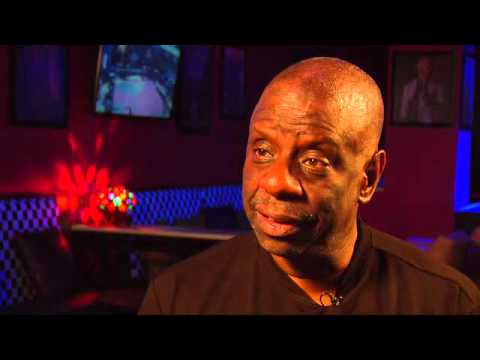 Behind The Glitter Door - Jimmie JJ Walker