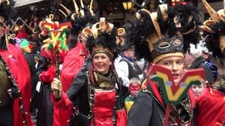 Op zondag 27 februari 2017 werd in Valkenburg de kleine optocht georganiseerd. Hier volgt een korte sfeerimpressie. Muziek: Andy en Roy. De Naas.
