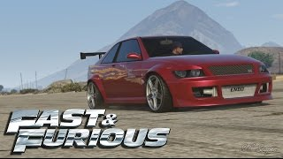 Nonton FAST AND FURIOUS - Letty's Nissan 240SX (S14) Car Build! -Gta 5 Film Subtitle Indonesia Streaming Movie Download